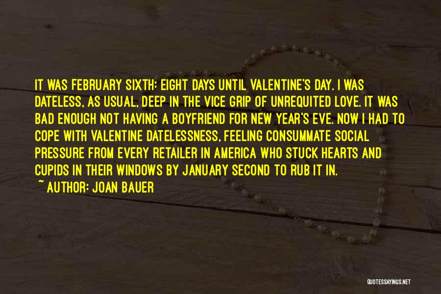 Feeling Stuck Quotes By Joan Bauer