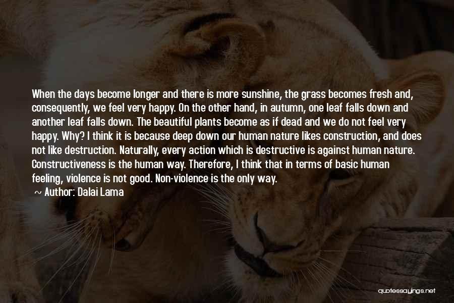 Feeling Very Happy Quotes By Dalai Lama