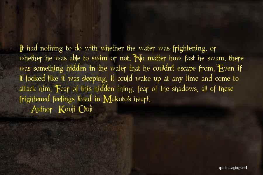Feelings From Heart Quotes By Kouji Ouji