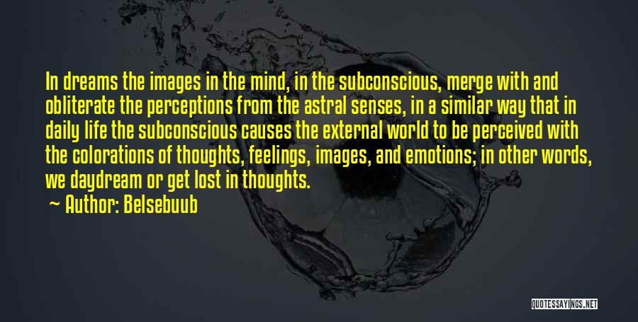 Feelings Images Quotes By Belsebuub