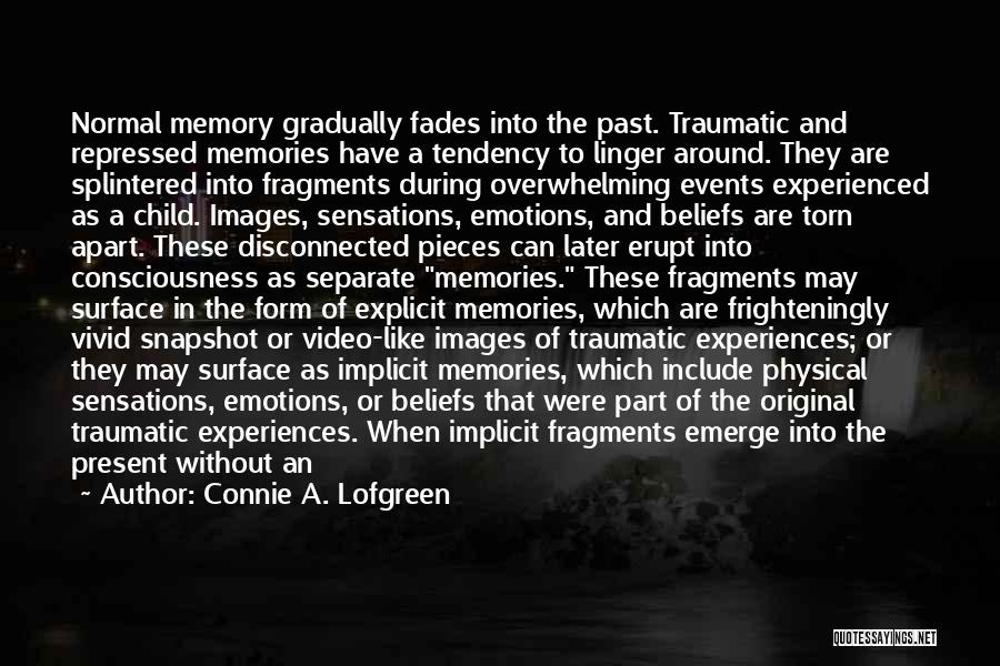 Feelings Images Quotes By Connie A. Lofgreen