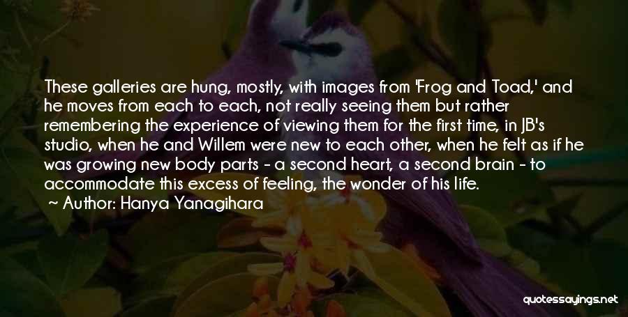 Feelings Images Quotes By Hanya Yanagihara