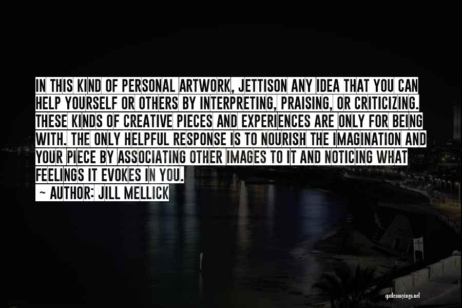 Feelings Images Quotes By Jill Mellick