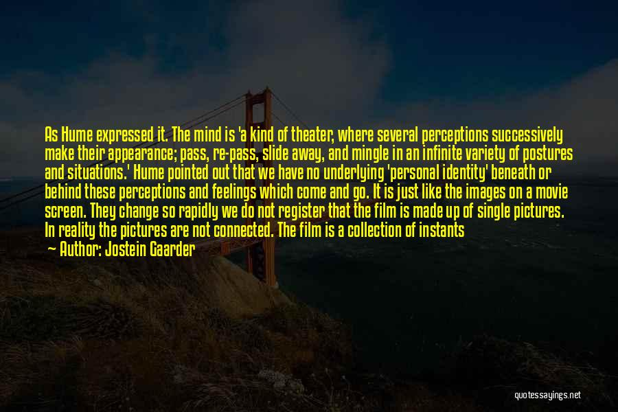 Feelings Images Quotes By Jostein Gaarder