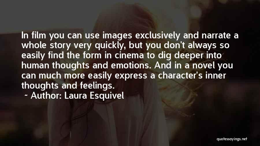 Feelings Images Quotes By Laura Esquivel