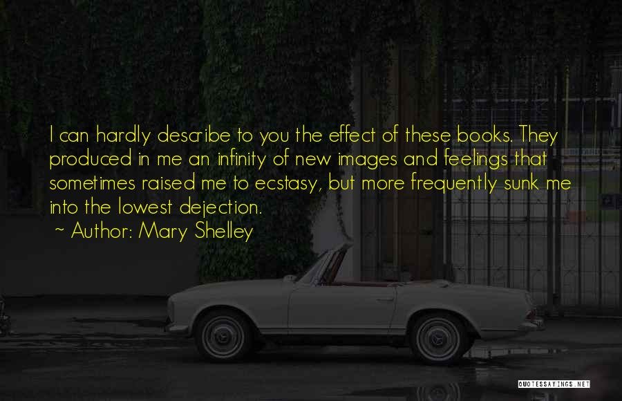 Feelings Images Quotes By Mary Shelley