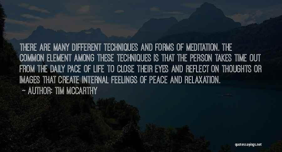 Feelings Images Quotes By Tim McCarthy
