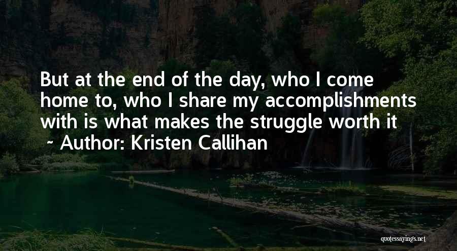 Feelings Of Love Quotes By Kristen Callihan