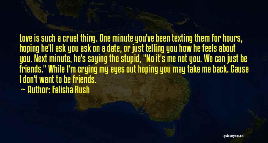 Felisha Rush Quotes 1031146