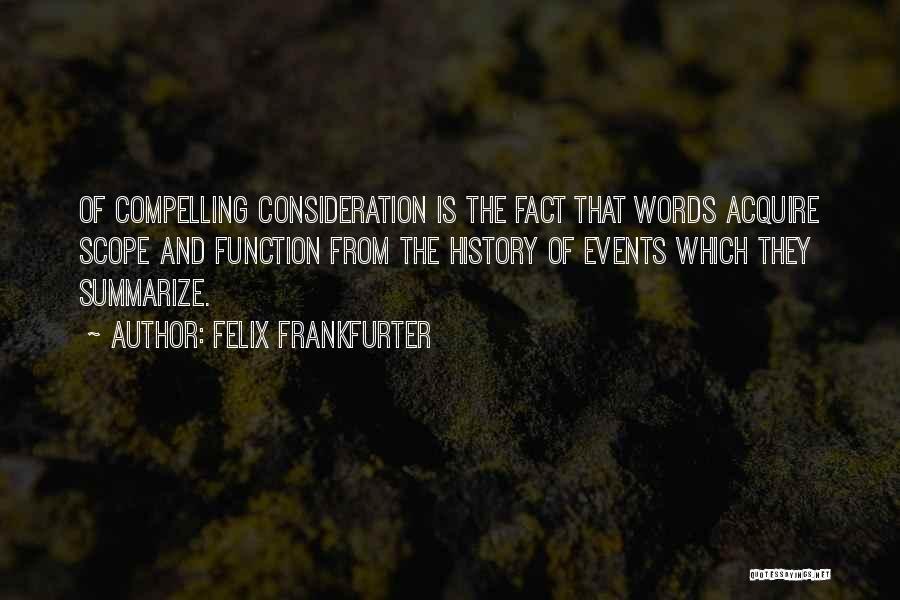 Felix Frankfurter Quotes 1075444