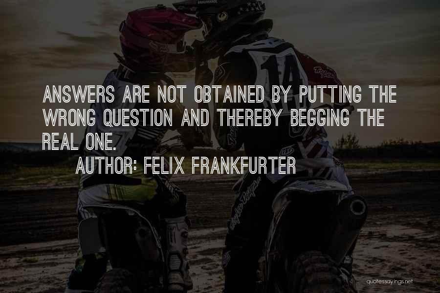 Felix Frankfurter Quotes 1167796