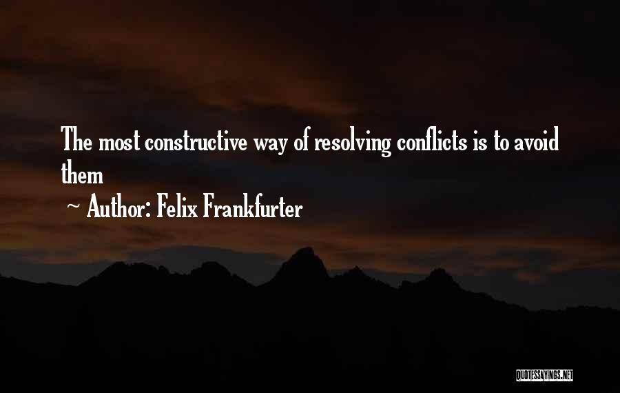 Felix Frankfurter Quotes 1780046