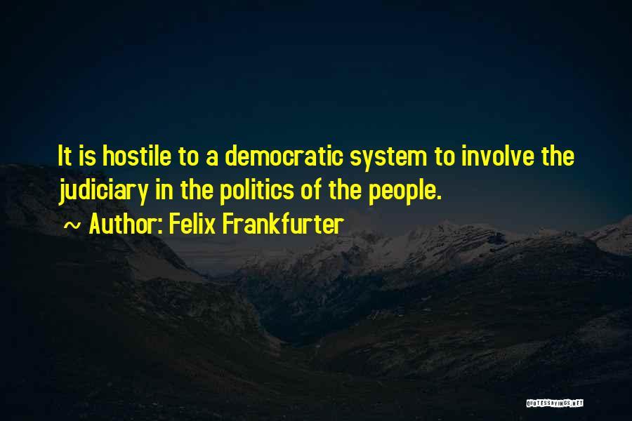 Felix Frankfurter Quotes 210737