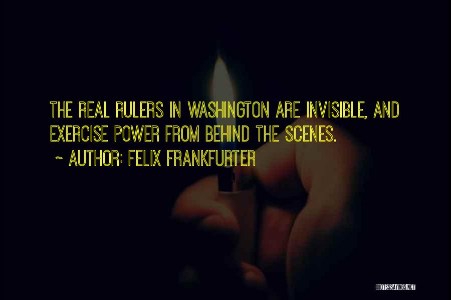 Felix Frankfurter Quotes 225241