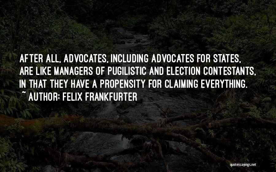 Felix Frankfurter Quotes 414638