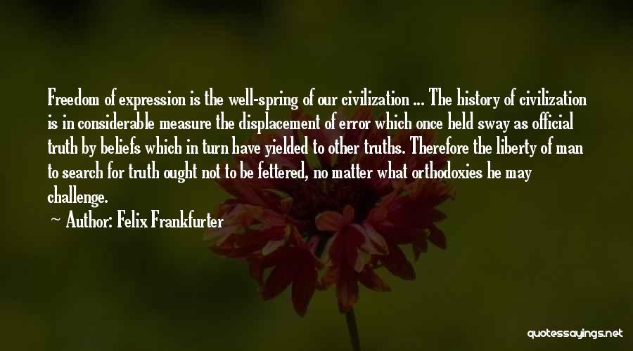 Felix Frankfurter Quotes 437384