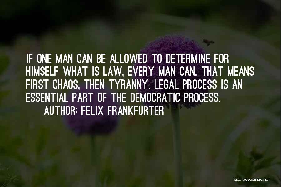 Felix Frankfurter Quotes 615122