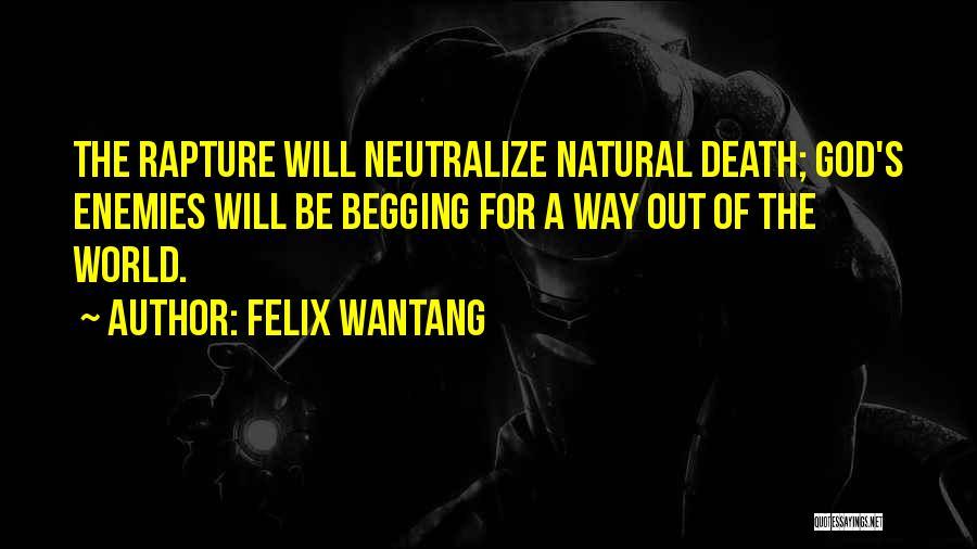 Felix Wantang Quotes 1410118