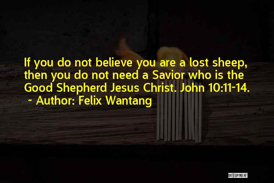 Felix Wantang Quotes 1692282