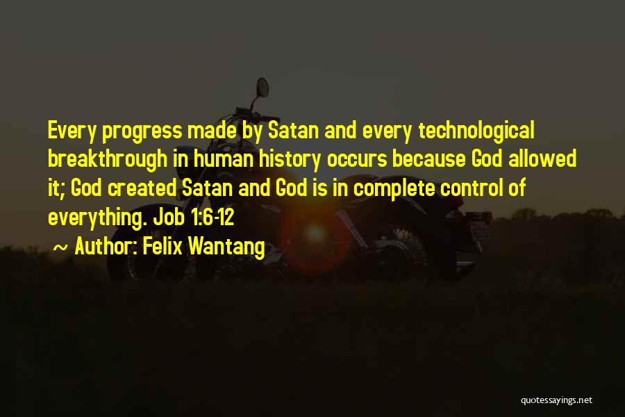 Felix Wantang Quotes 945180