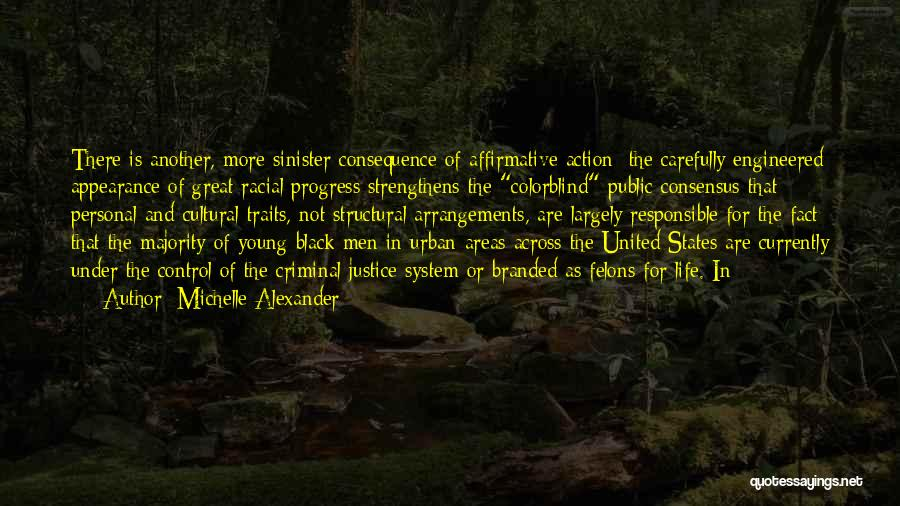 Felons Quotes By Michelle Alexander