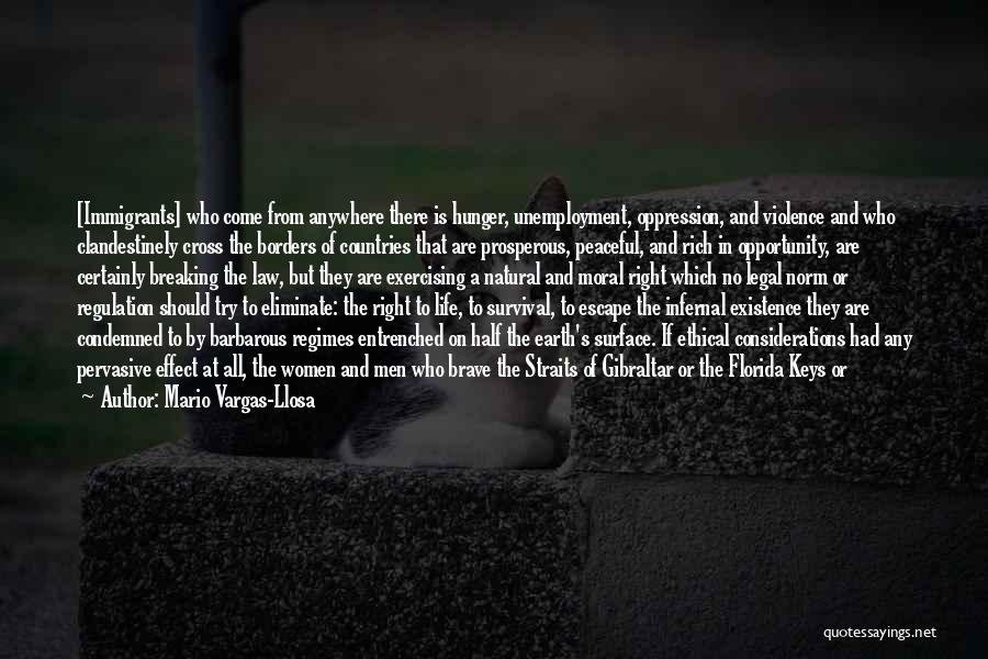 Fences And Life Quotes By Mario Vargas-Llosa