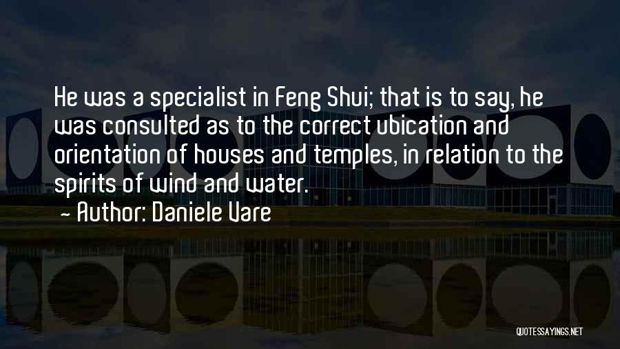 Top 44 Quotes & Sayings About Feng Shui
