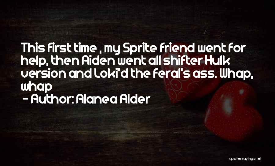 Feral Quotes By Alanea Alder