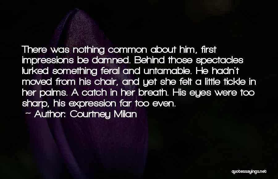 Feral Quotes By Courtney Milan