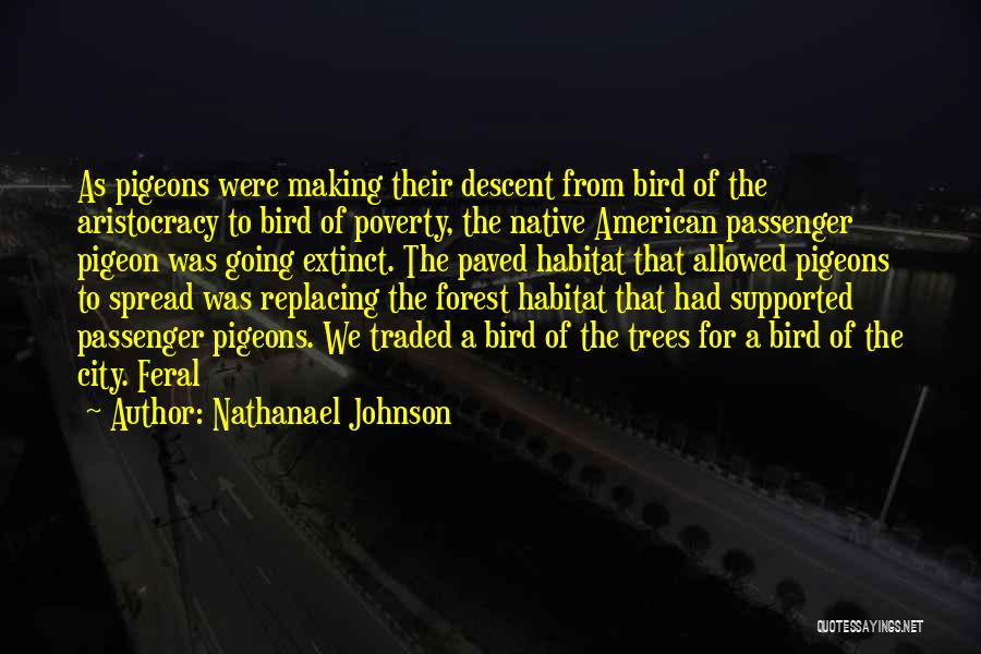 Feral Quotes By Nathanael Johnson