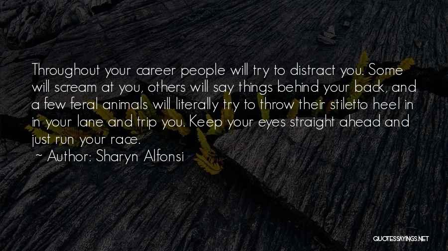 Feral Quotes By Sharyn Alfonsi