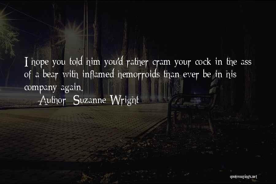 Feral Quotes By Suzanne Wright