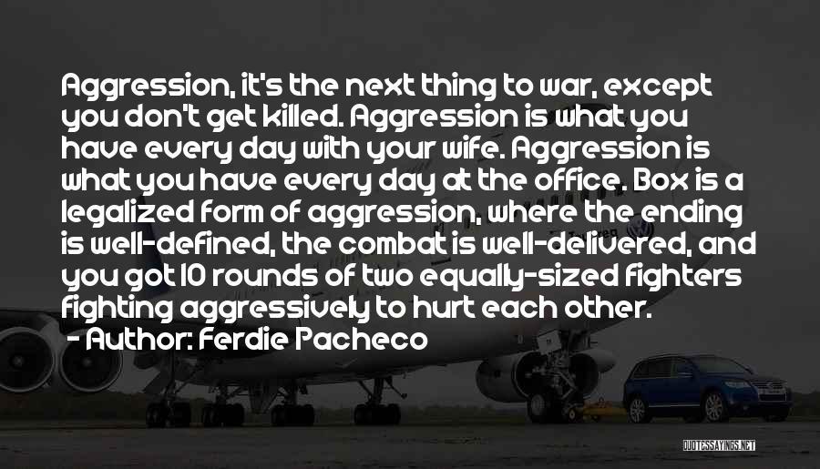 Ferdie Pacheco Quotes 2175327