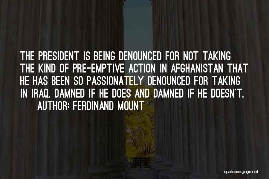 Ferdinand Mount Quotes 102783