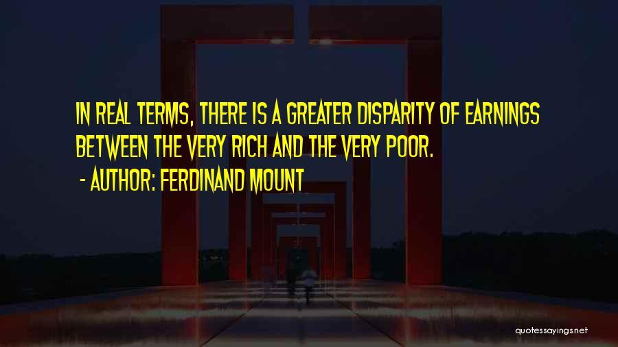 Ferdinand Mount Quotes 1618100