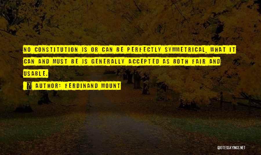 Ferdinand Mount Quotes 2014938