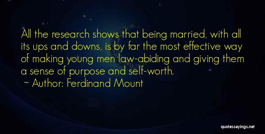 Ferdinand Mount Quotes 2249790
