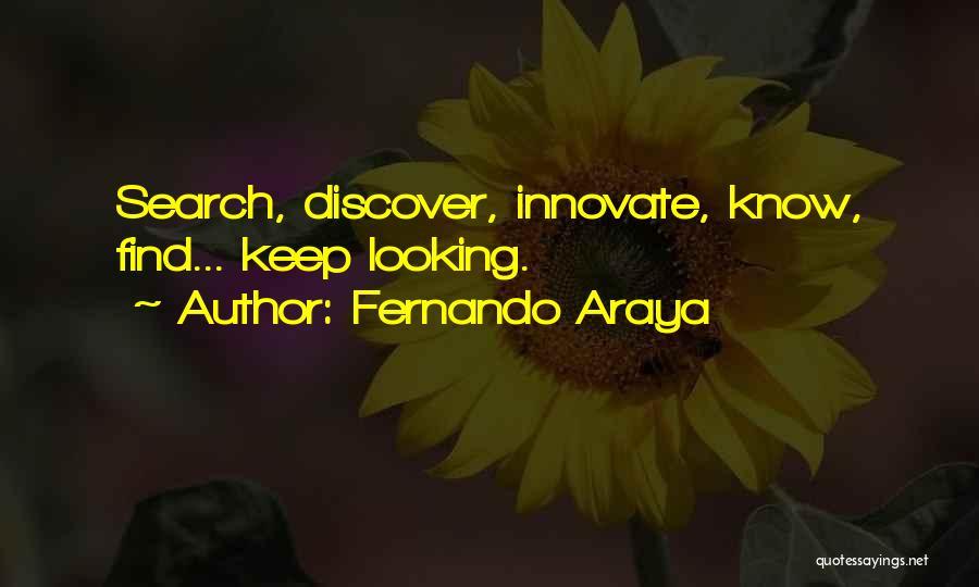Fernando Araya Quotes 1881071