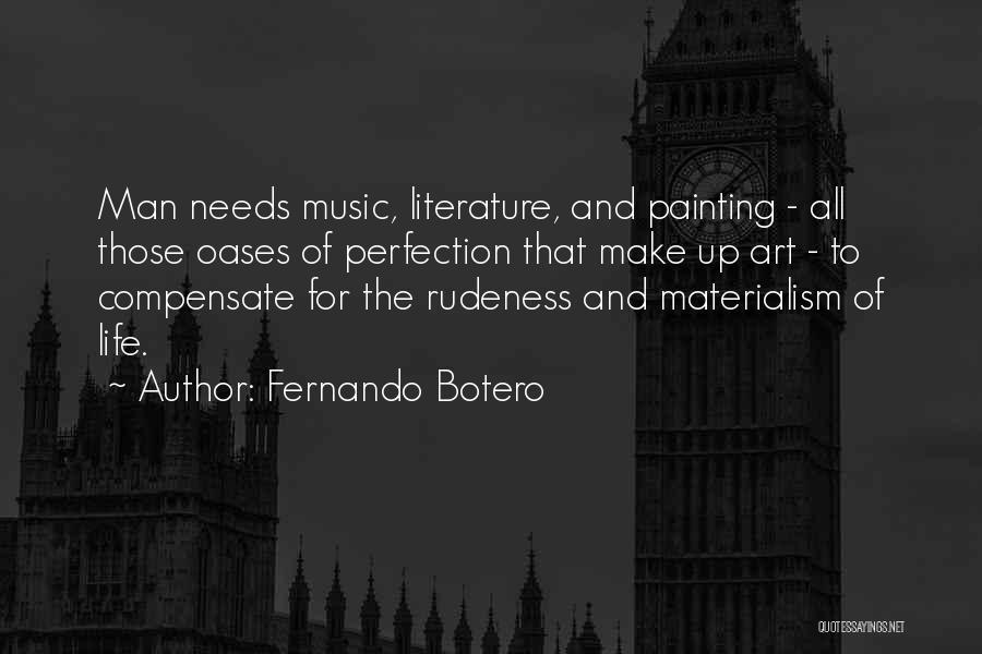 Fernando Botero Quotes 1174753