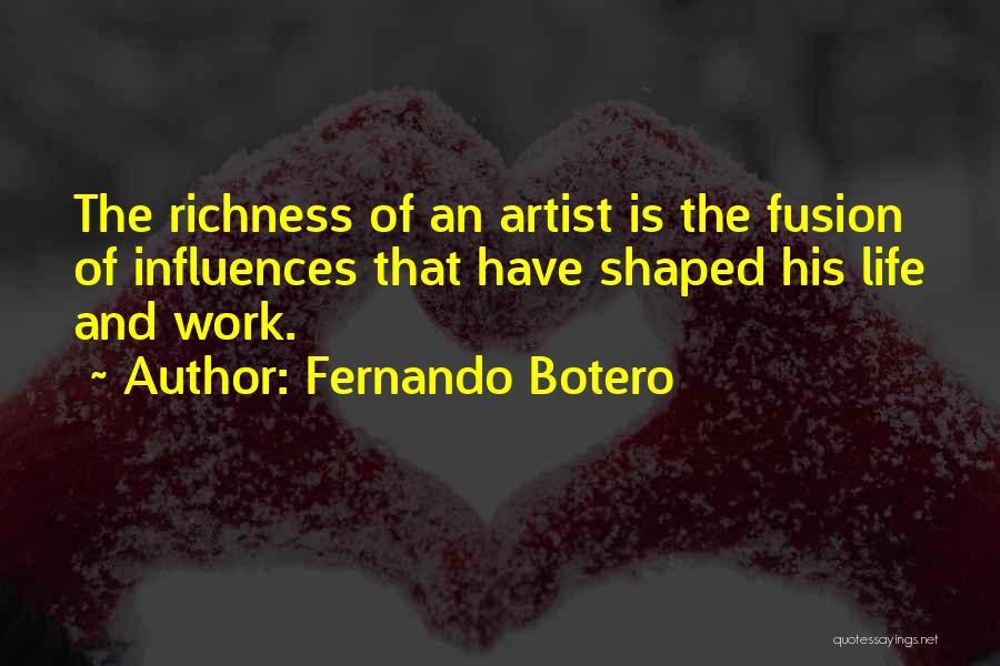 Fernando Botero Quotes 1653116