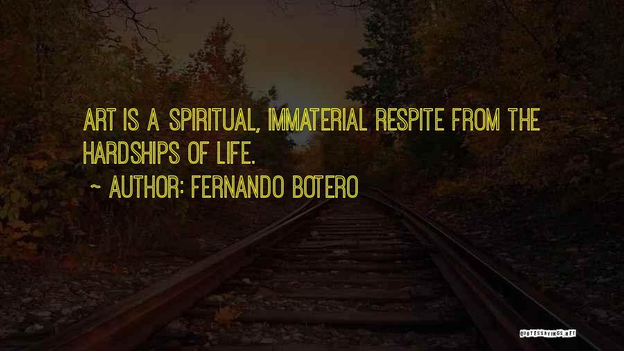 Fernando Botero Quotes 1771310