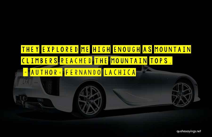 Fernando Lachica Quotes 192532