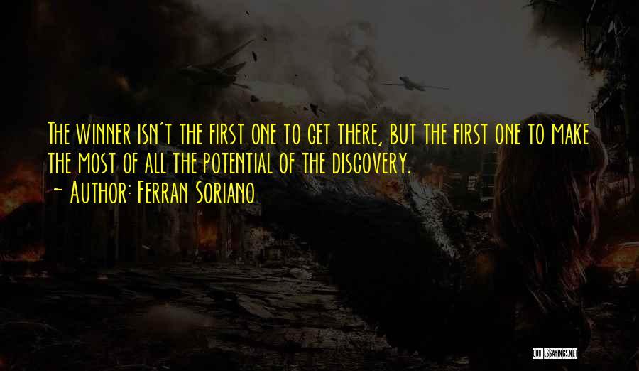 Ferran Soriano Quotes 1323688