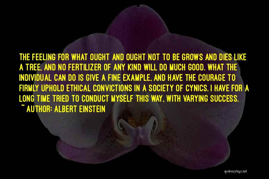 Fertilizer Quotes By Albert Einstein