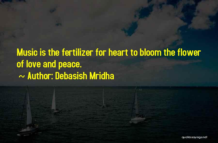 Fertilizer Quotes By Debasish Mridha