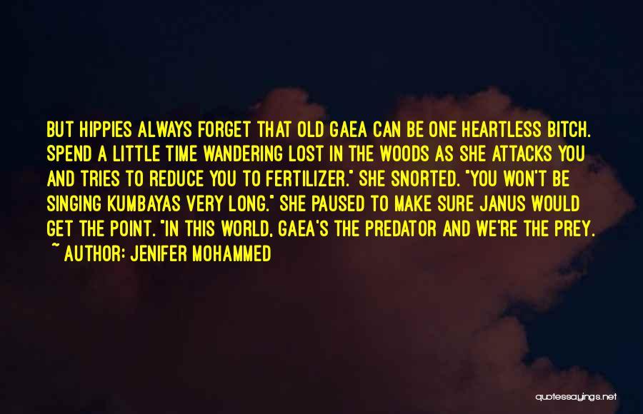 Fertilizer Quotes By Jenifer Mohammed
