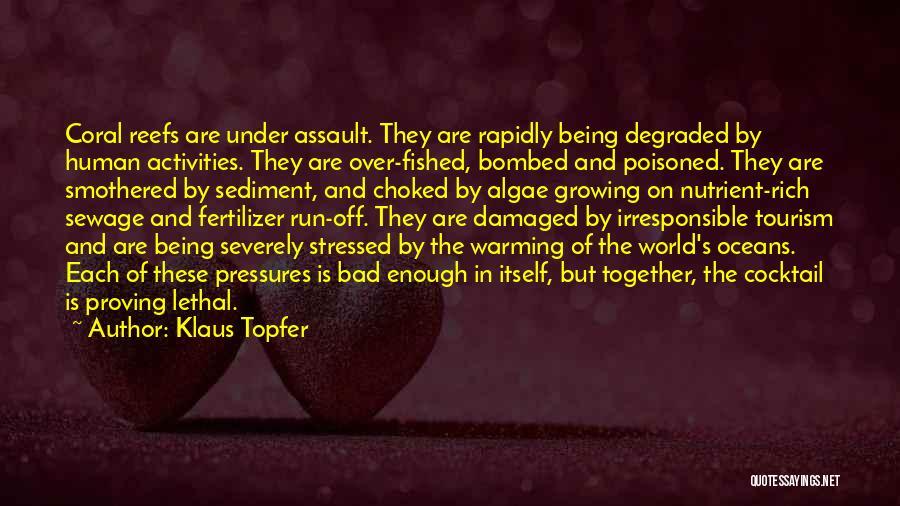 Fertilizer Quotes By Klaus Topfer