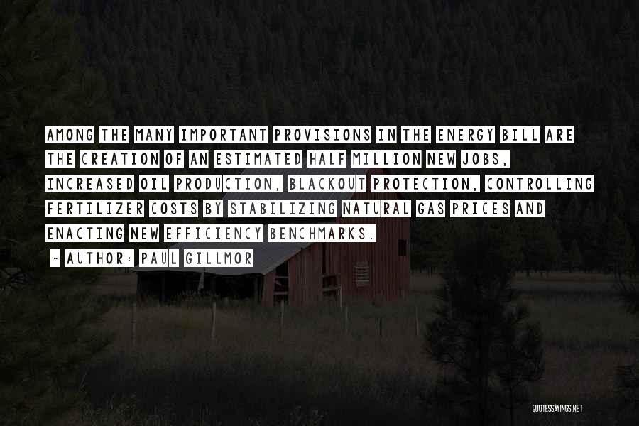 Fertilizer Quotes By Paul Gillmor