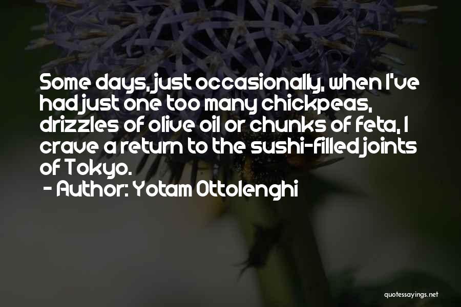 Feta Quotes By Yotam Ottolenghi