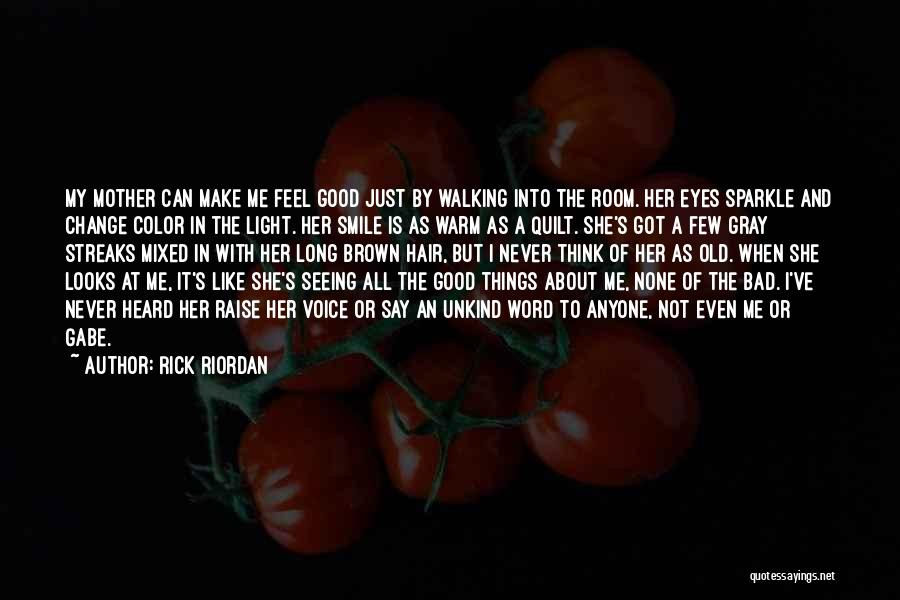 Few Things Never Change Quotes By Rick Riordan